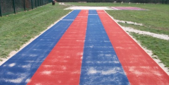 Athletic Surfacing - Multiple Sites